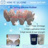 Silicone líquido de qualidade alimentar com muecas de homem de silicone para mulheres