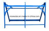Qal Calentador de agua solar de acero galvanizado Soporte - 5