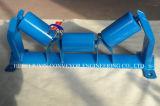 Зевака несущего ролика ленточного транспортера для завода цемента
