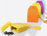 Цена по прейскуранту завода-изготовителя BPA освобождает чай Infuser формы мешка силикона