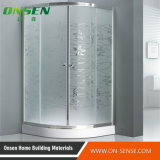 Allegato scorrevole di alluminio dell'acquazzone per la stanza da bagno