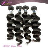 40 волос фабрики оптовой цены девственницы лет человеческих волос Peruvian
