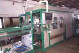 Máquina de formação plástica para caixas da bandeja cosmética/empacotamento plástico Material/PVC/bandejas formação do vácuo