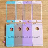 Vidrio Tempered Shimmering de las ventas calientes protector de la pantalla de ambas caras para el iPhone 6/6s en existencias
