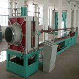 Ringförmiger gewölbter Metalschlauch, der Maschine bildet