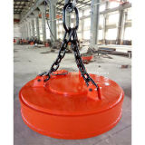 Magnete di sollevamento circolare del diametro 1000mm per gli scarti