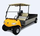 De Auto van het elektrische Nut/Kar/Vrachtwagen Met fouten van het Bed van het Nut de Vlakke