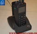 VHFの携帯ラジオ、GPSをマップするGPSは森林火災の戦いのためのFuntionsデジタルRaidoを知らせる