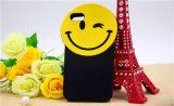 Lächeln-Mund-Augen-Silikon-Karikatur-Telefon-Kasten für iPhone 6s/6plus mobile Zubehör (XSF-013)