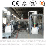 1000kg/H 기계를 세척하고 재생하는 폐기물 플라스틱 PE PP 필름