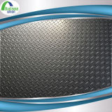 Plaque 4bars/Diamond en acier Checkered laminée à froid