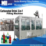 Питье Carbonated серией 3 в 1 машине завалки питья духа