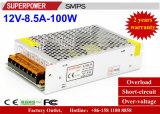 Schaltungs-Stromversorgung des LED-Fahrer-12V 8.5A 100W für für Drucker 3D