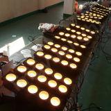 5X10W RGB LEDのマトリックスの視覚を妨げるものの段階効果ライト