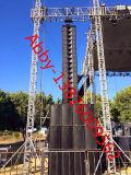 Vt4887 si raddoppiano 8 riga altoparlante di modo di pollice 3 mini di schiera per il concerto esterno e l'esposizione in tensione