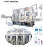 Trinkwasser-Haustier-Flaschenreinigung der neuen Technologie-2017 füllende mit einer Kappe bedeckende Maschine des Geräten-3 in-1