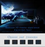 DLP営業会議および会議のための小型プロジェクターLEDホームシアタープロジェクタースクリーン