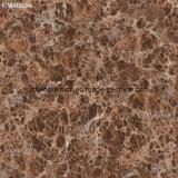 Material de construcción cristalino micro del azulejo de suelo de azulejo del color de Brown