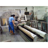 Taglio di bordo di pietra di pietra della tagliatrice Qb600 per il marmo del granito
