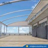 Het openlucht Intrekbare Dak van de Pergola Sunshading