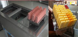Popsicle-Maschine mit 2mould/6000 PCS pro Tag Eis-Lutschbonbon-Maschine