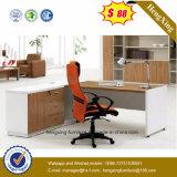 Appareil de bureau en bois L Tableau de bureau de gestionnaire de forme (HX-NT3283)