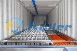 Grande máquina de fatura de gelo Containerized do bloco da capacidade 10tons para a venda