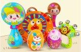 Kind-pädagogisches Orff-Instrument-Kombinations-Baby-Plastikspielzeug