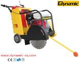 Buona taglierina concreta utilizzata dell'asfalto dinamico