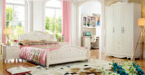 ホーム家具の純木はからかう子供の寝室の家具(A101)のためのベッドを