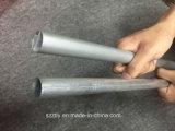 Pipes en aluminium d'extrusion &Anodised par fini fait sur commande de moulin