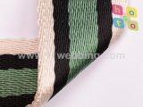 Qualitäts-kundenspezifische Farben-gestreiftes Nylongewebtes material für Beutel