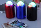 Bluetooth 다채로운 자전 가벼운 무선 직업적인 입체 음향 소형 확성기