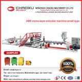 ABS sondern Schrauben-Plastikplatten-Produktionszweig für Gepäck-Produktion aus
