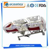 FDAのセリウム5の多重機能電気病院/手動医学のベッドの家具ICU部屋装置(GT-BE5026)