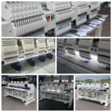 4 Head 15 Color Multi Head Mixed Function Broderie Machine pour Happy Cap Garment Flat Broderie Ho1504c
