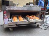 Оборудование хлебопекарни горячего сбывания хозяйственное коммерчески одна печь палубы электрическая