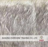 高い山の偽造品の毛皮ののどの毛皮の人工毛皮の長い山の毛皮ファブリック