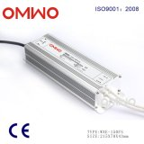 AC antipluie de bloc d'alimentation de DEL à la tension continuelle SMP Wxe-150fs-12 de C.C