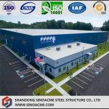 Gruppo di lavoro Pre-Costruito della struttura d'acciaio per la pianta