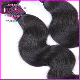 結婚式のヘアスタイルのための最もよい品質9A一等級ボディ波の毛の拡張