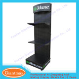 Supermarkt-Einzelhandelsgeschäft-zusätzliche Bildschirmanzeige-Hilfsmittel-Zahnstangen-MetallPegboard Bildschirmanzeige-Zahnstange