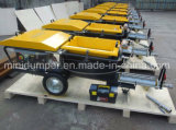 KtP60jk Wet&Dryの組合せの回転子のShotcrete機械