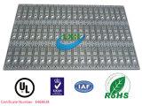 Einzelner seitlicher Aluminium LED Schaltkarte-Vorstand mit Schaltkarte-Montage-Service