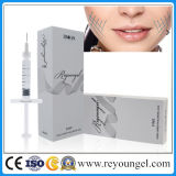 Remplissage cutané acide hyaluronate injectable pour l'amélioration des lèvres