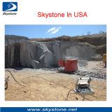Il collegare di pietra di taglio ha veduto la macchina per la cava del granito