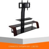 Madera curvada de plasma / LCD TV Stand