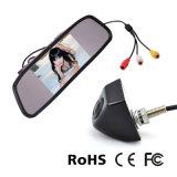 Het kleine Systeem van de Camera van de Monitor van de Spiegel van de Auto 4.3inch