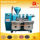 Prensa del aceite de algodón de Guangxin con el filtro de petróleo del vacío