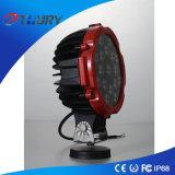 """7 """" Epistar 반점 또는 플러드 LED 일 빛 51W LED 작동되는 램프"""